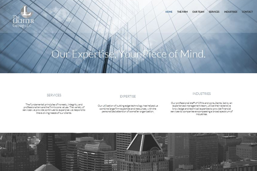 Philadelphia website designer