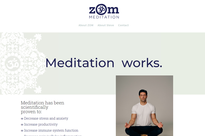 meditation website